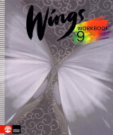 Omslag - Wings 9 Workbook