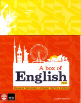 Omslag - A box of English