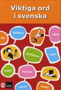 Viktiga ord i svenska