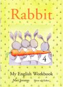 Rabbit 4 My English Workbook