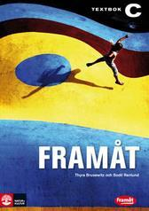 Framåt C Textbok med cd (mp3) av Thyra Brusewitz og Bodil Renlund (Heftet)
