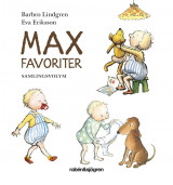 Omslag - Max-favoriter