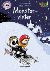 Omslag - Familjen Monstersson. Monstervinter