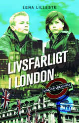 Omslag - Livsfarligt i London