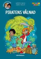 Omslag - Piratens vålnad
