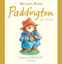 Paddington tar priset av Michael Bond (Innbundet)