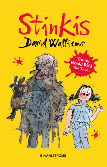 Stinkis av David Walliams (Innbundet)