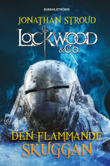 Omslag - Lockwood & Co. Den flammande skuggan