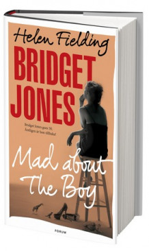 Bridget Jones : mad about the boy av Helen Fielding (Innbundet)
