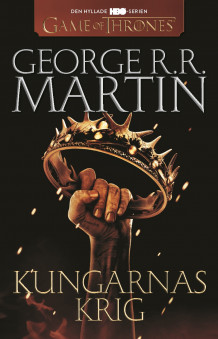 Game of thrones - Kungarnas krig av George R. R. Martin (Heftet)