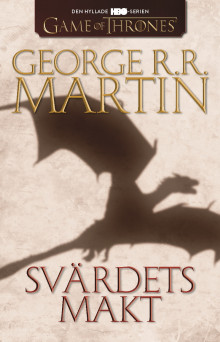 Game of thrones - Svärdets makt av George R. R. Martin (Heftet)