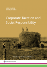 Omslag - Corporate taxation and social responsibility