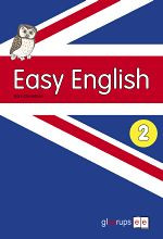 Easy English 2 av Karin Danielsson (Heftet)