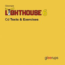 Lighthouse 6 CD Texter o hörövn av Mary Bowen og Kurt Söderlund (Lydbok-CD)