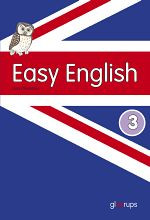 Easy English 3 av Karin Danielsson (Heftet)
