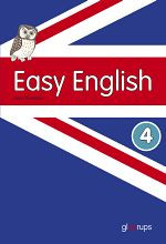 Easy English 4 av Karin Danielsson (Heftet)