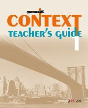 Context 1 Teacher's Guide av Tony Cutler (Spiral)