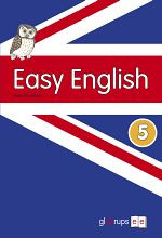Easy English 5 av Karin Danielsson (Heftet)