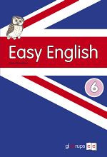Easy English 6 av Karin Danielsson (Heftet)
