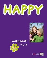 Happy Workbook Year 3 av Catarina Hansson (Heftet)