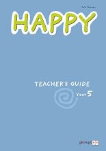 Happy Teacher's Guide Year 5 av Sofia Thelander (Spiral)