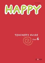 Happy Teacher's guide Year 6 av Sofia Thelander, Ingela Thunman og Mirja Timling (Spiral)