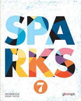 Omslag - Sparks 7 Workbook