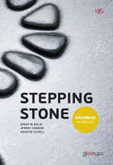 Omslag - Stepping Stone Grammar in English