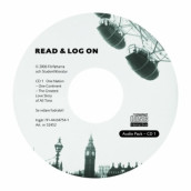 Read & Log on Audio-cd av Cecilia Augutis, Peter Byström, Dave J Draper, John Whitlam og Eva Österberg (Heftet)