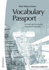 Omslag - Vocabulary Passport (10-pack)