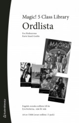 Omslag - Magic! 5 Class Library Ordlista (5-pack)