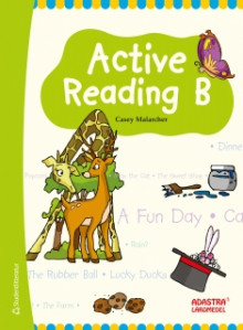 Active Reading B av Casey Malarcher (Heftet)