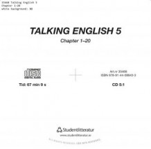 Talking English 5. Extra cd, texter av Anna Collins-Gustafsson (Ukjent)