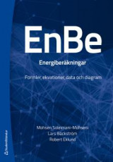 Omslag - EnBe - energiberäkningar : formler, ekvationer, data och diagram