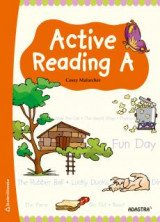 Omslag - Active Reading A