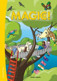 Magic! 1 - Elevpaket (Bok + digital produkt) av Cecilia Augutis (Heftet)
