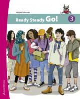 Omslag - Ready Steady Go! 3 Elevpaket (Bok + digital produkt)