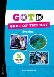 Grej of the Day Sverige (Bok + digital produkt) av Micke Hermansson (Heftet)