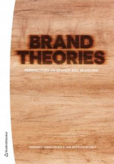Omslag - Brand Theories - - Perspectives on brands and branding