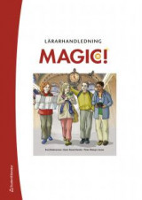 Omslag - Magic! 5 Lärarhandledning (Bok + digital produkt)
