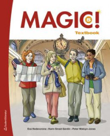 Magic! 5 Elevpaket (Bok + digital produkt) av Eva Hedencrona, Karin Smed-Gerdin og Peter Watcyn-Jones (Heftet)