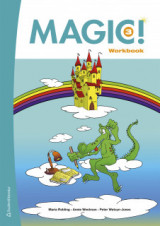 Omslag - Magic! 3 - Workbook (10-pack) - Tryckt