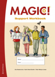 Magic! 5  Support Workbook - Tryckt av Eva Hedencrona, Karin Smed-Gerdin og Peter Watcyn-Jones (Annet bokformat)