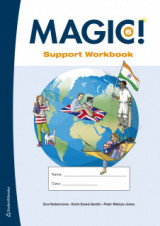 Omslag - Magic! 6  Support Workbook - Tryckt