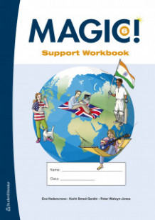Magic! 6  Support Workbook - Tryckt av Eva Hedencrona, Karin Smed-Gerdin og Peter Watcyn-Jones (Annet bokformat)