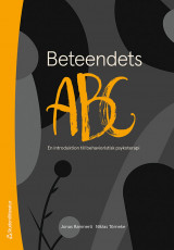 Omslag - Beteendets ABC - En introduktion till behavioristisk psykoterapi