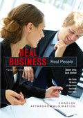 Real Business - Real People, Fakta och övningar av Stephen James, Sarah Schofield, Andy Coombs, Will Maddox, Ulla-Gunn Nilsson, Irene Skrytek og Richard Whale (Annet bokformat)