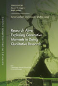 Research Alive (AiOS): exploring generative moments in doing qualitative research av Arne Carlsen og Jane E. Dutton (Heftet)