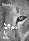 Focus on English 8 Key av Maria Jones, Anders Odeldahl, Jörgen Gustafsson, Christine Venn og Ted Sunhede Fulk (Heftet)