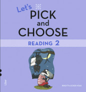 Let's Pick and Choose, Reading 2 - Nivå 2 av Birgitta Ecker Hoas (Heftet)